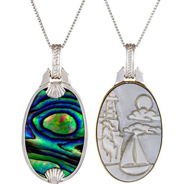 Reversible Pendant  Johnny's Lakeshore Jewelers South Haven, MI