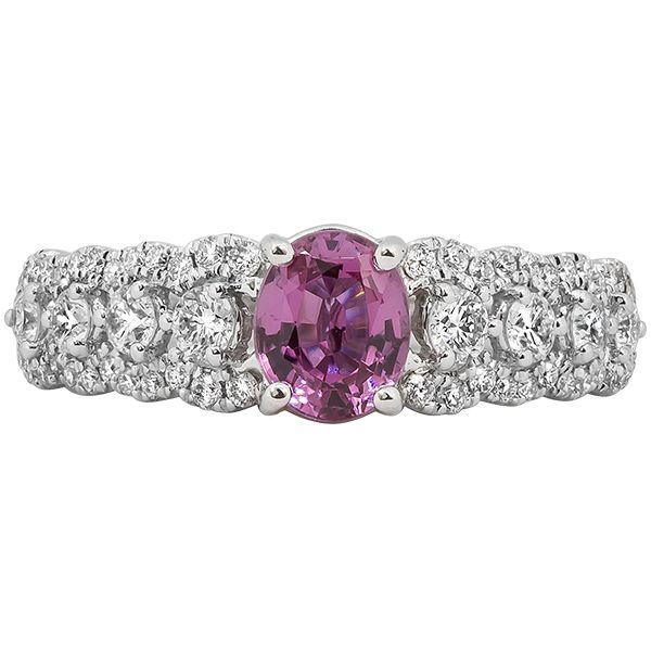Pink Sapphire Fashion Ring Johnnys Lakeshore Jewelers South Haven, MI
