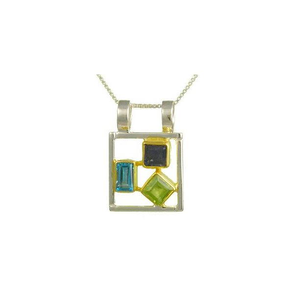 Geometric Pendant Johnnys Lakeshore Jewelers South Haven, MI