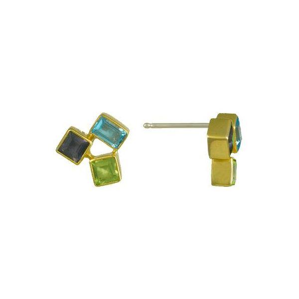 Geometric Earrings Johnnys Lakeshore Jewelers South Haven, MI