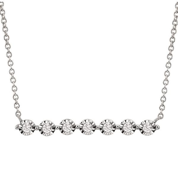 Diamond Bar Pendant Johnnys Lakeshore Jewelers South Haven, MI