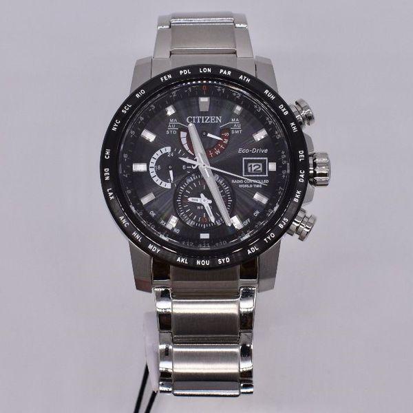 Citizen Men's Eco-Drive Radio Controlled Watch Jones Jeweler Celina, OH