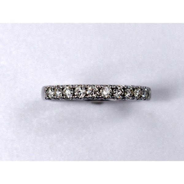 14K Ladies Shared Prong Diamond Band Jones Jeweler Celina, OH