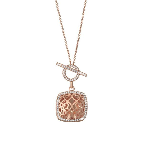 """Amelia"" With You Locket JWR Jewelers Athens, GA"