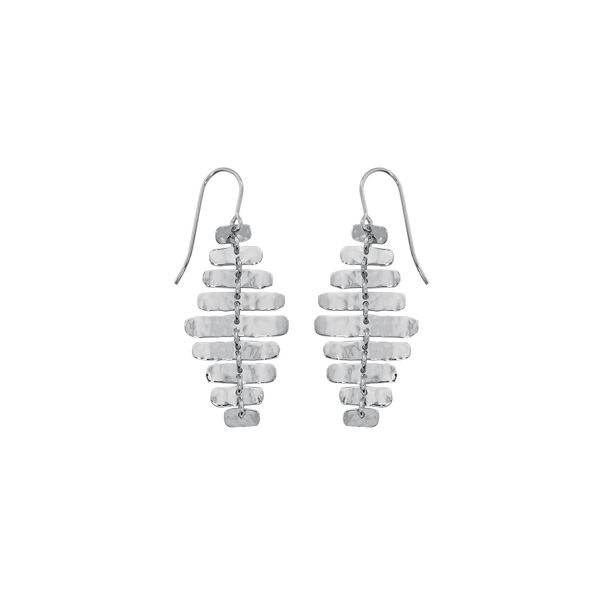 Sterling Silver Dangle Earrings JWR Jewelers Athens, GA