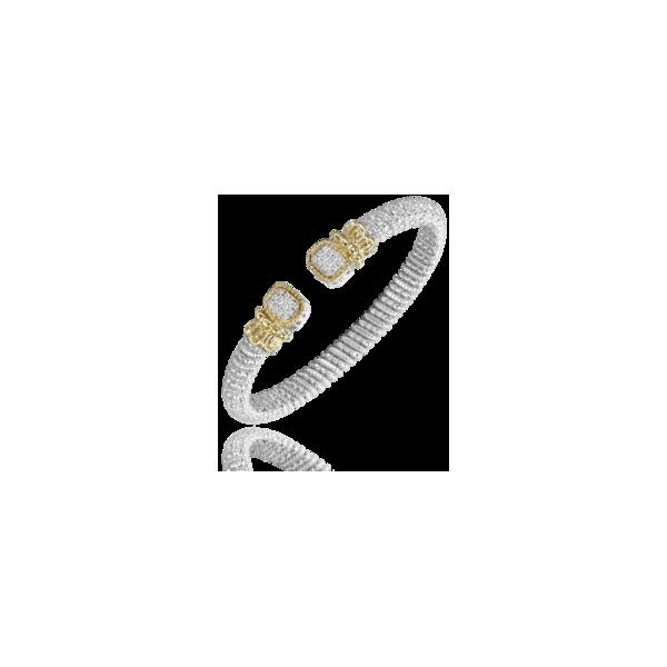 Vahan Diamond Cuff Bracelet JWR Jewelers Athens, GA