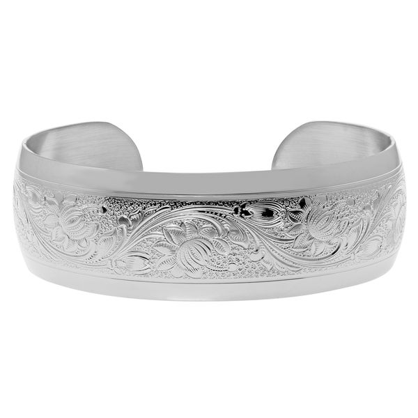 Sterling Silver Cuff Bracelet JWR Jewelers Athens, GA