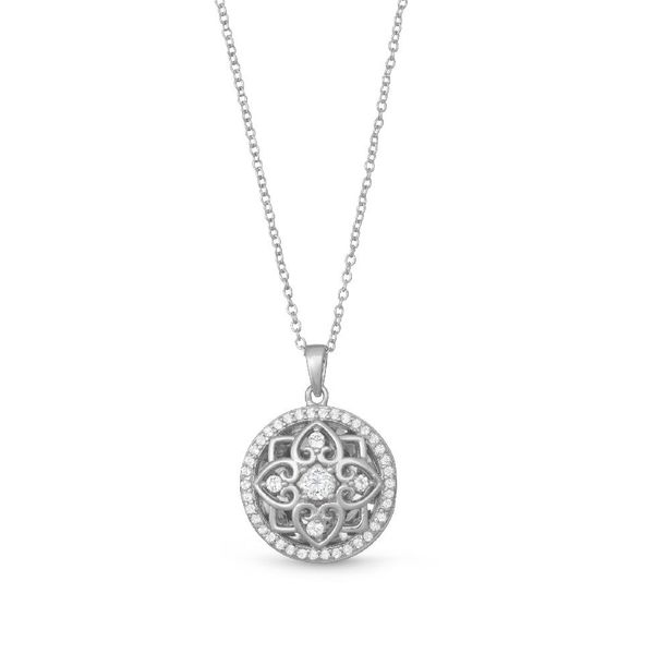"""""""Elsie"""" With You Locket JWR Jewelers Athens, GA"""