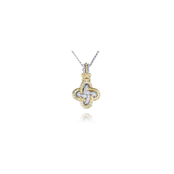 Vahan Diamond Pendant JWR Jewelers Athens, GA