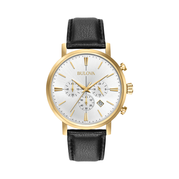 Man's Bulova Watch JWR Jewelers Athens, GA