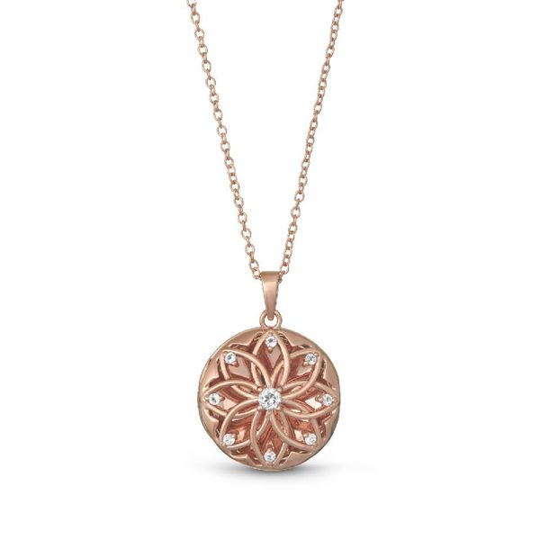 """Helen"" With You Locket JWR Jewelers Athens, GA"