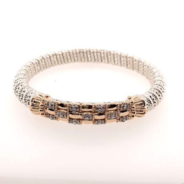 Vahan Diamond Bangle Bracelet JWR Jewelers Athens, GA