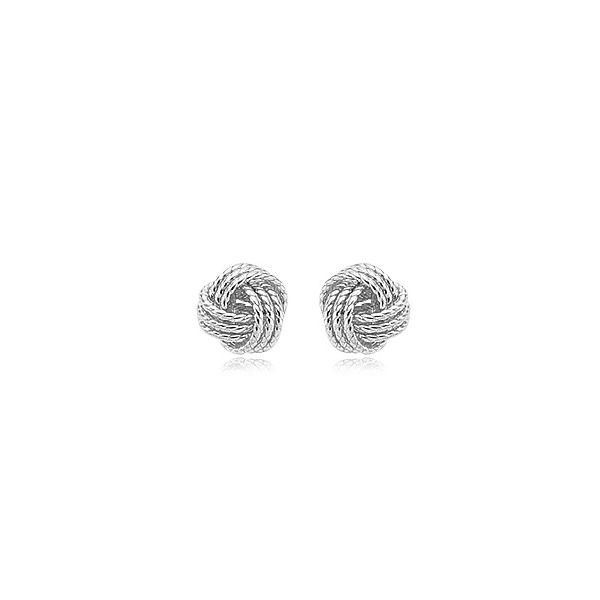 SS Earring Studs JWR Jewelers Athens, GA