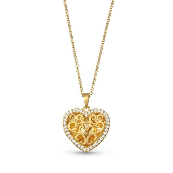 """""""Mary"""" With You Locket JWR Jewelers Athens, GA"""
