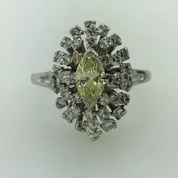 Estate Diamond Ring Kiefer Jewelers Lutz, FL