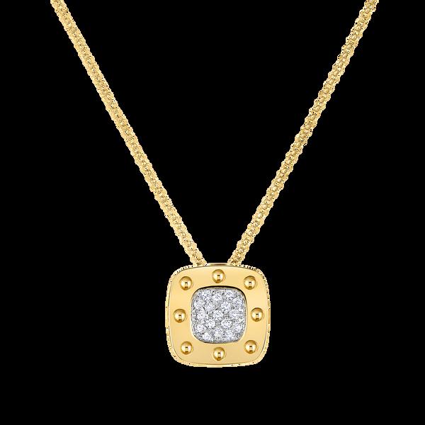 18K Diamond Necklace by Roberto Coin Kiefer Jewelers Lutz, FL