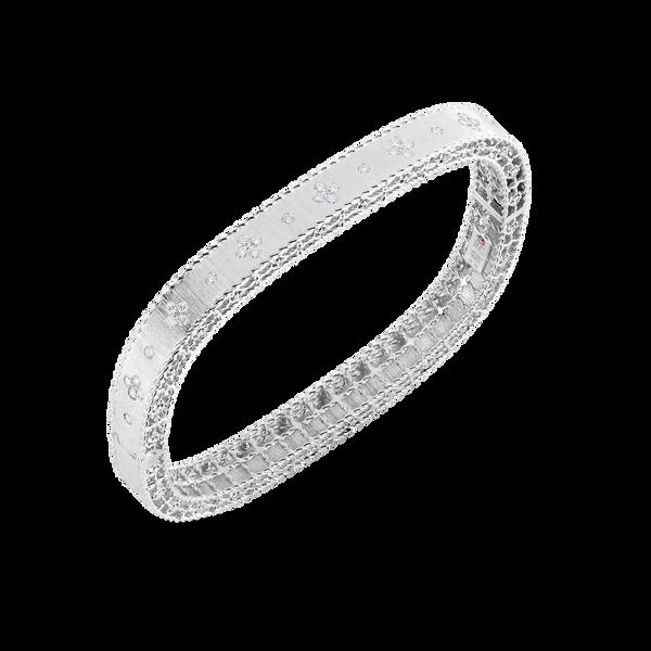 18KW Diamond Bangle by Roberto Coin Kiefer Jewelers Lutz, FL