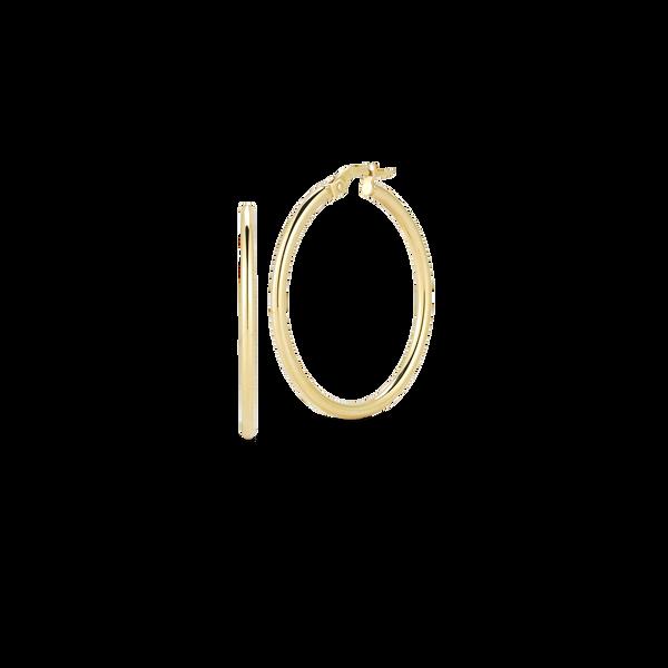 18KY Hoop Earrings by Roberto Coin Kiefer Jewelers Lutz, FL