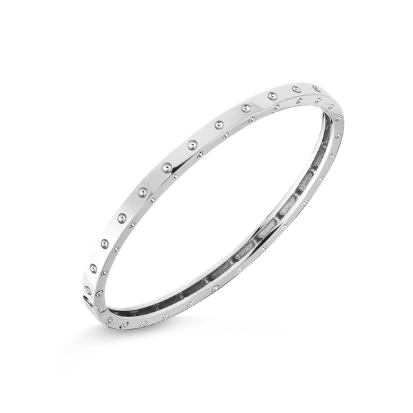 18KW Bangle Bracelet by Roberto Coin Kiefer Jewelers Lutz, FL