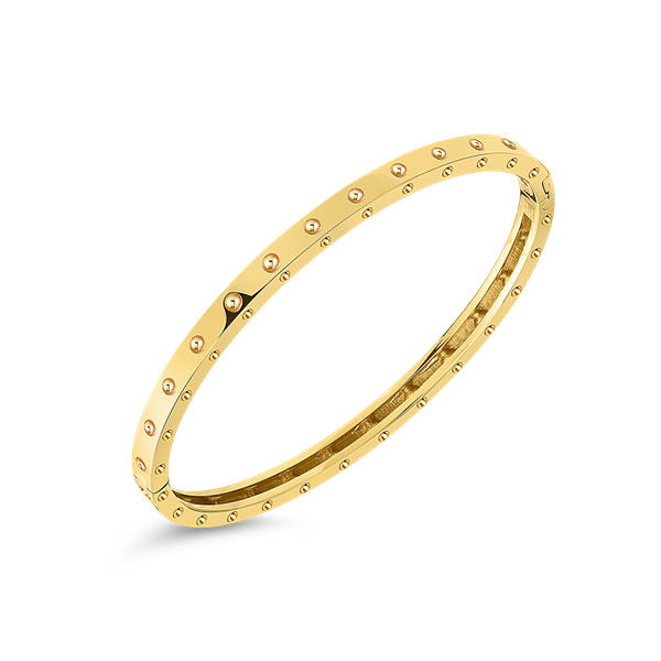 18KY Bangle by Roberto Coin Kiefer Jewelers Lutz, FL