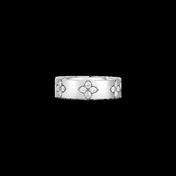 18KW Diamond Ring by Roberto Coin Kiefer Jewelers Lutz, FL