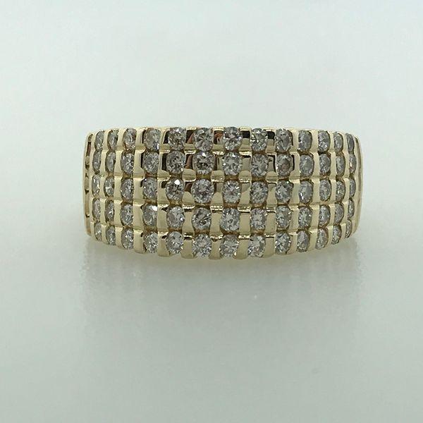 Estate Diamond Band Kiefer Jewelers Lutz, FL