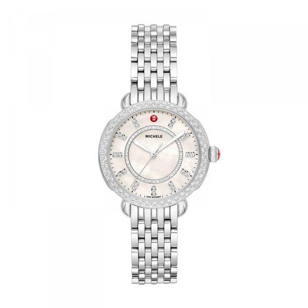 Michele Sidney Classic Diamond Michele Watch Kiefer Jewelers Lutz, FL