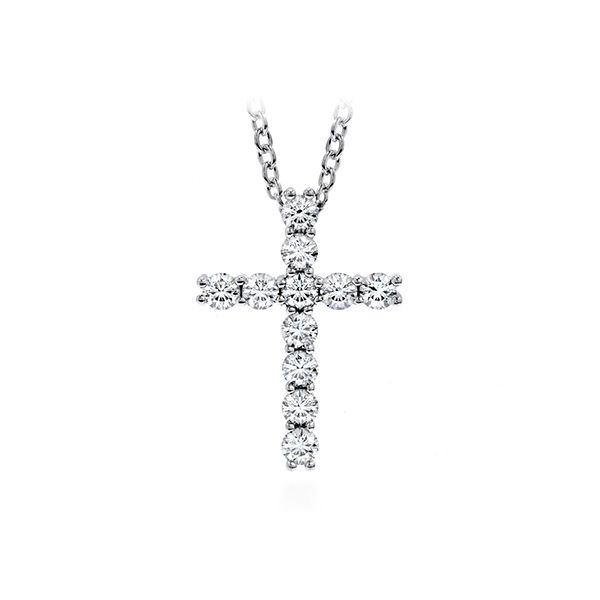 Whimsical Cross Pendant Necklace The Diamond Center Claremont, CA
