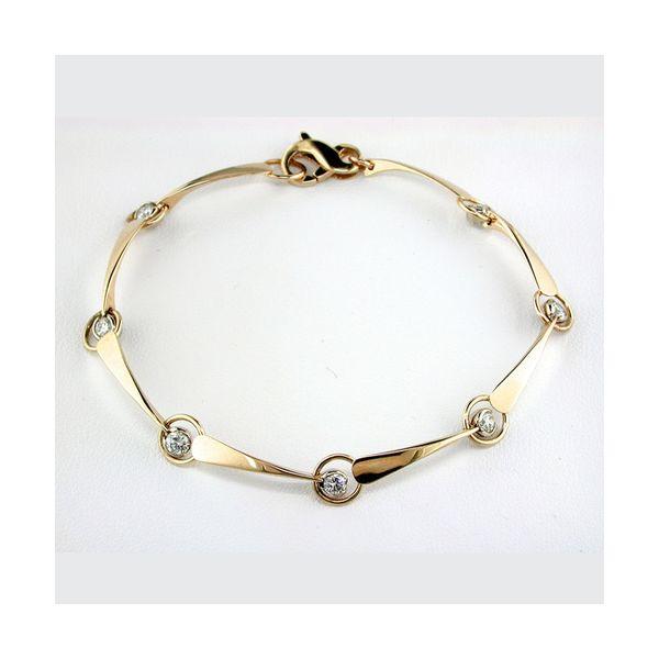 Teardrop Bracelet The Diamond Center Claremont, CA
