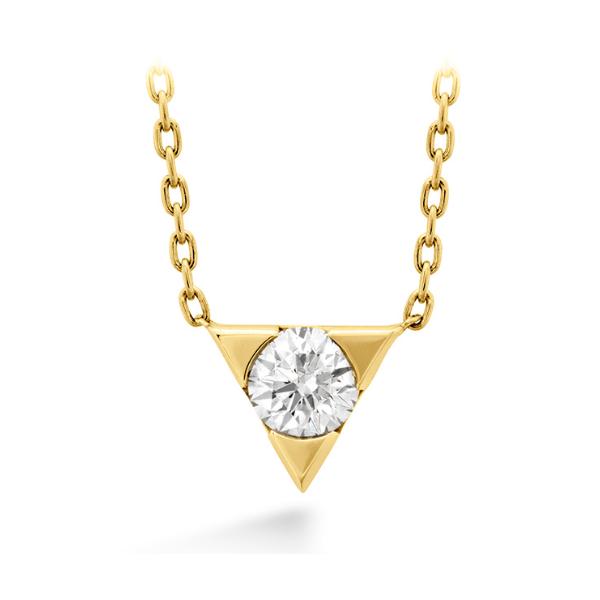 Triplicity Single Diamond Pendant The Diamond Center Claremont, CA