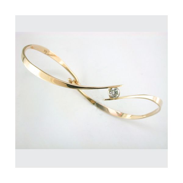 Wavy Bracelet The Diamond Center Claremont, CA