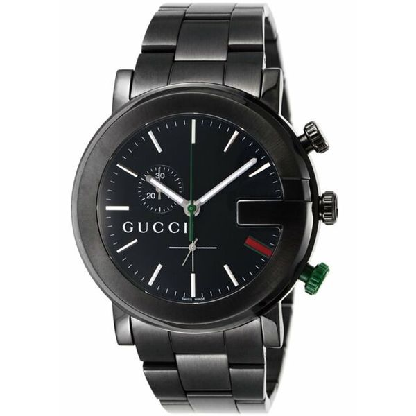 Gucci Men's Stainless Steel Watch Malak Jewelers Charlotte, NC