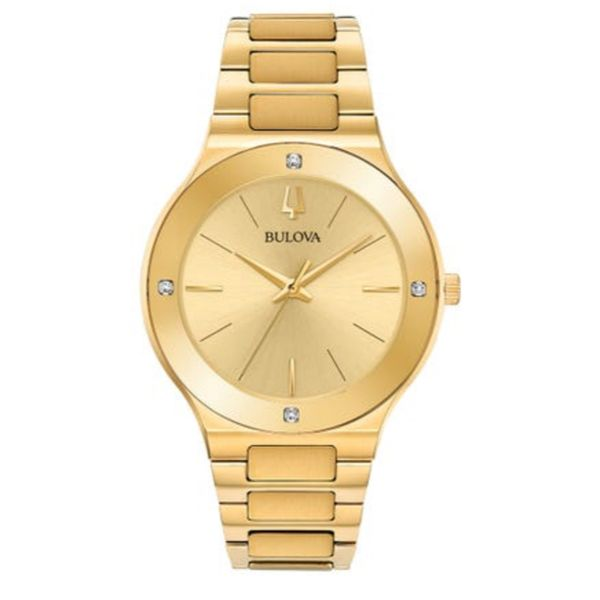 Bulova Men's Futuro Watch Malak Jewelers Charlotte, NC