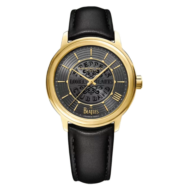 "Maestro ""The Beatles"" limited edition Raymond Weil Watch Malak Jewelers Charlotte, NC"