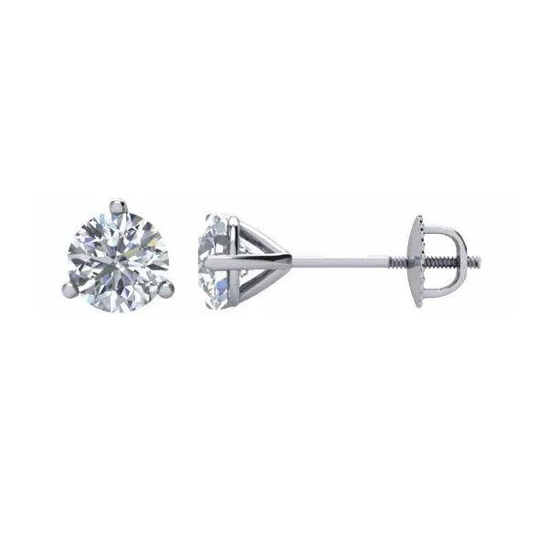 Diamond Stud Earrings  Mar Bill Diamonds and Jewelry Belle Vernon, PA