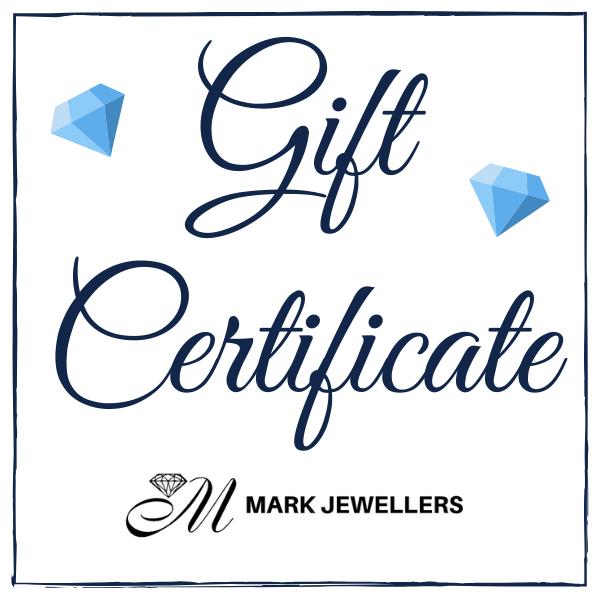 Mark Jewellers Gift Certificate - $1000 Mark Jewellers La Crosse, WI