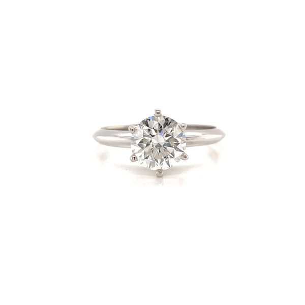 1.50ct Solitaire Diamond Engagement Ring Martin Busch Inc. New York, NY