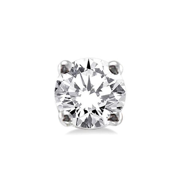 1/4 Ctw Round Diamond Stud Earrings Image 2 Martin Busch Inc. New York, NY