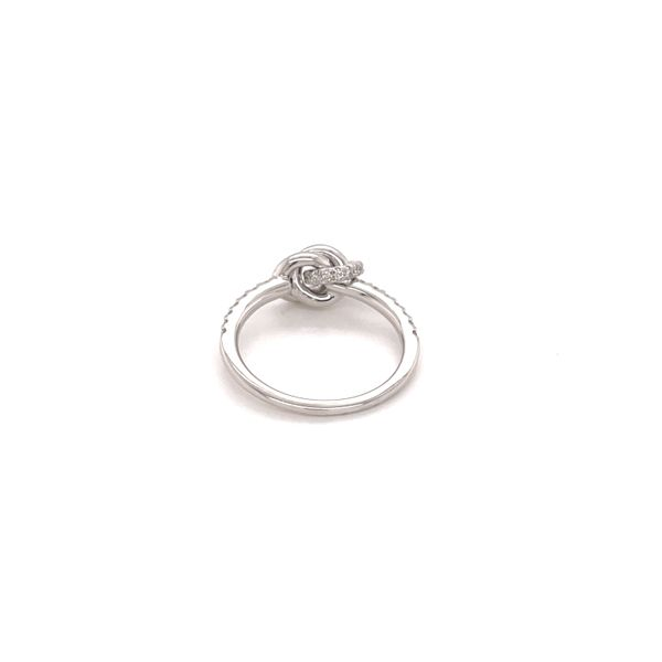 Love Knot Ring Image 3 Martin Busch Inc. New York, NY