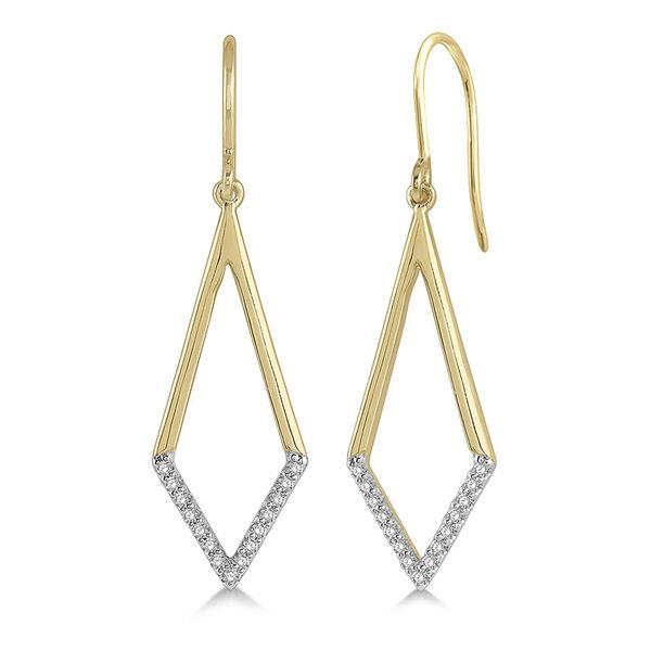 Geometric Drop Earrings Martin Busch Inc. New York, NY