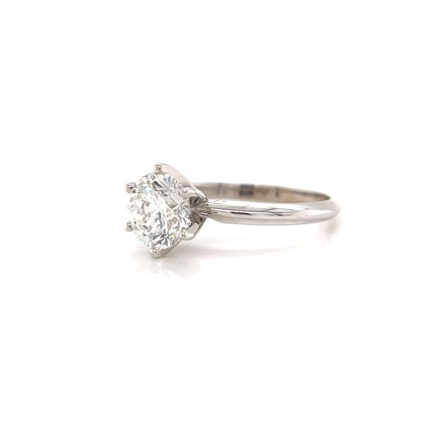 1.50ct Solitaire Diamond Engagement Ring Image 2 Martin Busch Inc. New York, NY