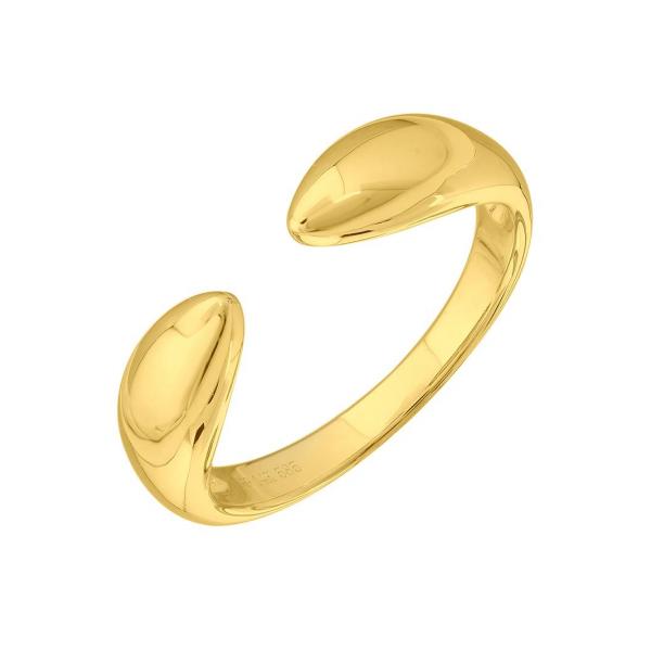 Gold Claw Ring Martin Busch Inc. New York, NY