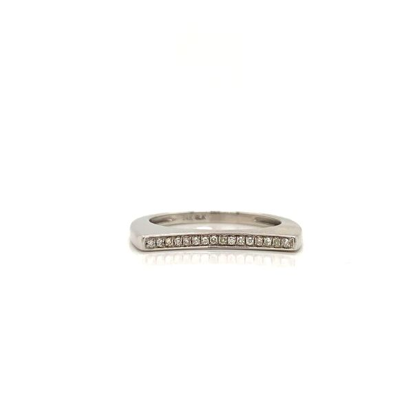 Diamond Stackable Ring Martin Busch Inc. New York, NY