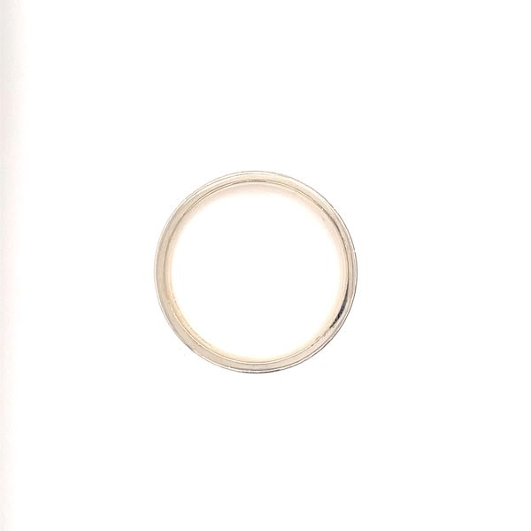 Two Toned Gold Band Image 3 Martin Busch Inc. New York, NY