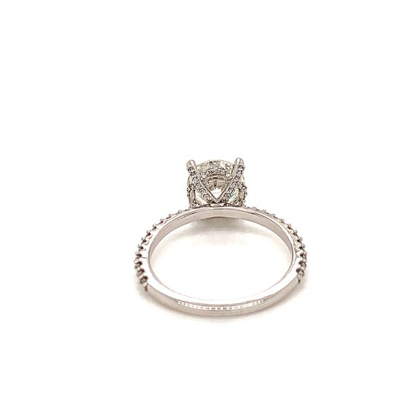 2 Carat Engagement Ring  Image 3 Martin Busch Inc. New York, NY