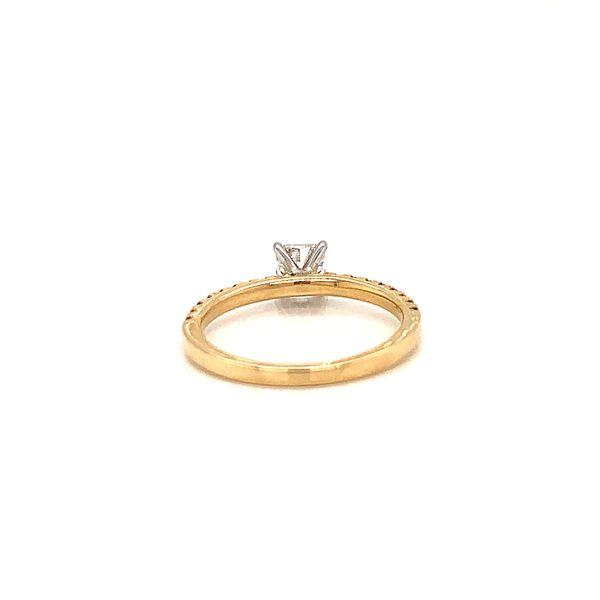 Radiant Diamond Engagement Ring  Image 3 Martin Busch Inc. New York, NY