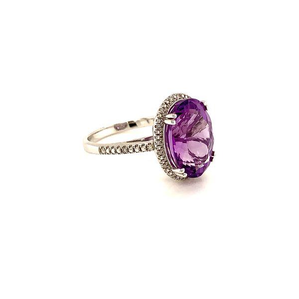 Amethyst Ring Side