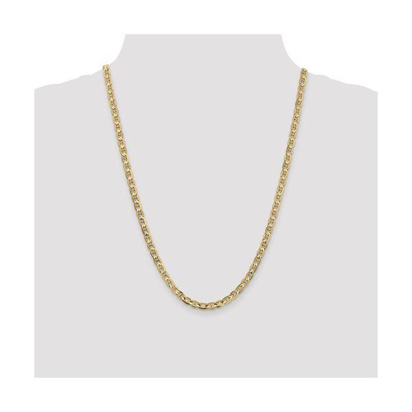 Gold Mariner Chain Image 2 Martin Busch Inc. New York, NY
