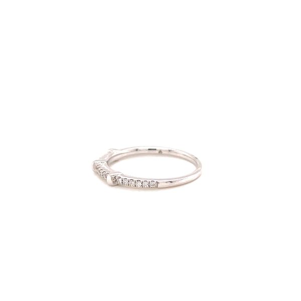 Diamond Stackable Ring Image 2 Martin Busch Inc. New York, NY