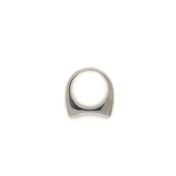 Diamond Stackable Ring Image 2 Martin Busch Inc. New York, NY